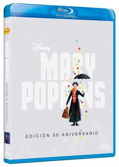 Han pasado 50 años pero Julie Andrews se encuentra más joven que nunca y sigue siendo una mujer prácticamente perfecta que convierte cualquier tarea en un nuevo juego o aventura. No nos podemos olvidar de Dick Van Dyke, el talentoso deshollinador. The Walt Disney Company, el pasado 5 de febrero ,puso a la venta una edición especial en Blu-ray.