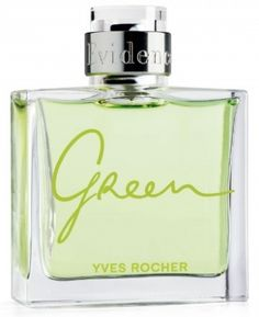 Comme une Evidence Homme Green di Yves Rocher.