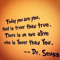 Truth from Seuss