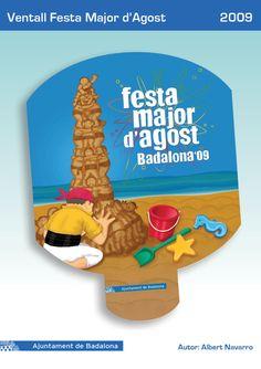 Festa Major d'Agost de Badalona 2009