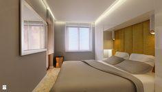 Sypialnia styl Minimalistyczny - zdjęcie od Finchstudio Architektura Wnętrz - Sypialnia - Styl Minimalistyczny - Finchstudio Architektura Wnętrz