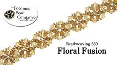 Beadweaving 'Floral Fusion' Instructions