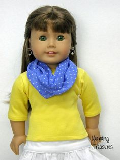 American Girl doll clothes 18 inch doll by Unendingtreasures by Divonsir Borges