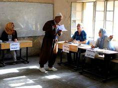 Los kurdos iraquíes acuden a votar por su independencia