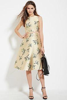 Contemporary A-Line Skirt