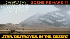 """THE FORCE AWAKENS"" Remake#1+ BREAKDOWN"
