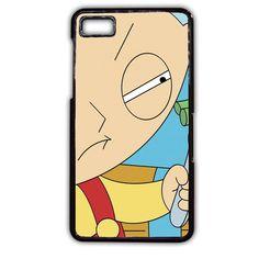 Stewie Griffin TATUM-10156 Blackberry Phonecase Cover For Blackberry Q10, Blackberry Z10