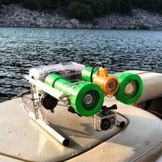 Remote Controlled Submarine / Underwater ROV