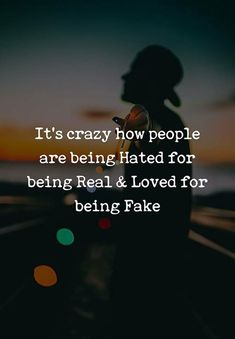 BEST LIFE QUOTES    Its crazy how people are being hated.. —via http://ift.tt/2eY7hg4