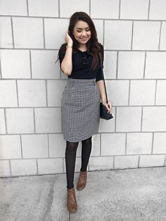 Classy outfit - Instagram @thedarlingstyle