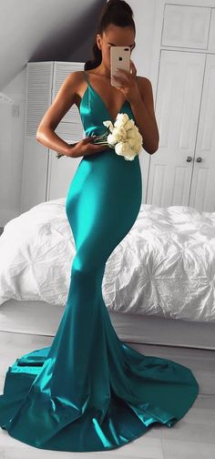 beautiful silk maxi