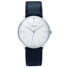 JUNGHANS MAXBILL ユンハンス マックスビル オートマチック 腕時計 JH-027.3501.00