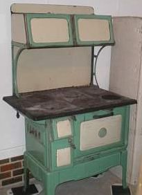 Wood cook stove restoration tips