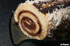 Voici une recette simple du gâteau roulé au Nutella. Toutes les étapes de réalisation en image pour ne pas rater votre roulé au nutella.