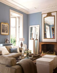 Cinco colores que darán a tu casa luz y emoción Salones