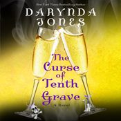 I just finished listening to The Curse of Tenth Grave: A Novel (Unabridged) by Darynda Jones, narrated by Lorelei King on my #AudibleApp. https://www.audible.com/pd?asin=B01H3WWKTQ&source_code=AFAORWS04241590G4