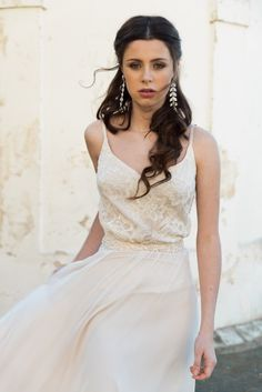 Helen & sienna bridal earrings