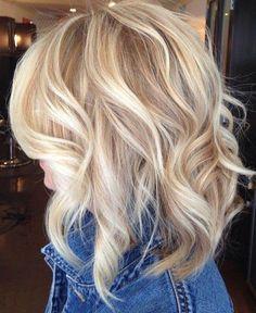 Blond wob