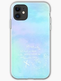 Ateez phone case Kpop Phone Cases, Iphone Cases, Notebook Cover Design, Transparent Stickers, Rainbow Colors, Illusions, Finding Yourself, Lyrics