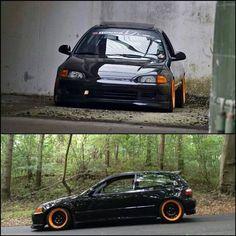 Voiture Honda Civic, Honda Civic Hatchback, Civic Sedan, Honda Crx, Honda Civic Si, Tuner Cars, Jdm Cars, Civic Eg, Ktm Rc