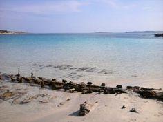 """Spiaggia """"Il Relitto"""", Caprera"""