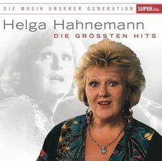 HELGA HAHNEMANN - MUSIK UNSERER GENERATION-DIE GRÖßTEN HITS  CD NEU