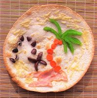 Pictures on Pizza · Edible Crafts | CraftGossip.com