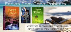 *** No Literatura de Mulherzinha, @livrologos e @kkkarlla: Sorteio Férias com Nora Roberts - http://livroaguacomacucar.blogspot.com.br/2016/01/sorteio-ferias-com-nora-roberts.html