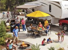 5 Great Packing Tips for RV Families