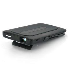 Mini LED Projector for Mobile Phone (35 ANSI Lumens, 1850mAh, 640x480, 1000:1)