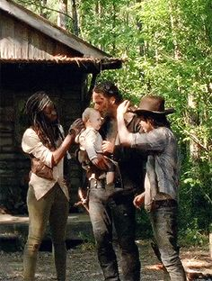 Richonne family <3