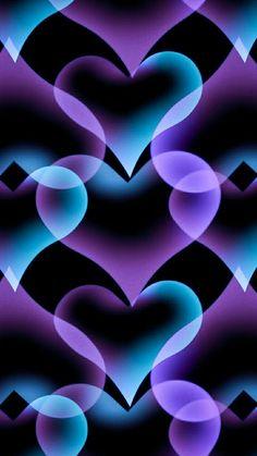 New Wall Paper Iphone Love Heart Backgrounds Ideas Heart Wallpaper, Purple Wallpaper, Butterfly Wallpaper, Love Wallpaper, Colorful Wallpaper, Heart Background, Background Vintage, Sparkles Background, Butterfly Background