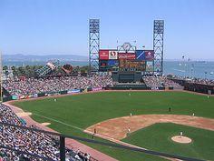 San Francisco Giants Stadium