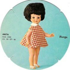 Anita furga bruna catalogo dolly do