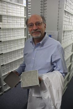Bennett Greenspan from Your Genetic Genealogist: A Visit to Family Tree DNA's State-of-the-Art Lab