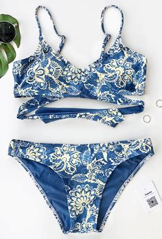 $21.80 with High quality & Better service! Dream away, darling! You'll need to come up with some new ones once you get this floral printing swimwear! It will fulfill all your old dreams of looking adorable!