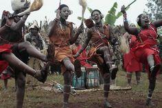 traditional clothing kenya - Google Search
