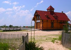 Indian River Life-Saving Station. History, nature, adventures.