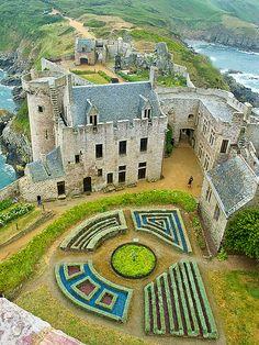 Fort Latte | Dinan, Bretagne, France