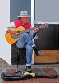 Kitaristi Gran Ganaria, Espana
