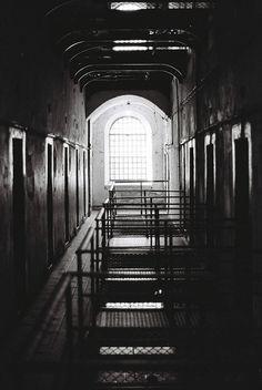 Kilmainham Jail: the death row
