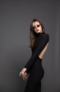 #aggnessdj #Federicamonti Dj Music, High Neck Dress, Fashion, Turtleneck Dress, Moda, Fashion Styles, Fashion Illustrations, High Neckline Dress