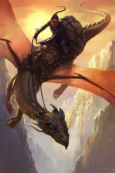 Dragon friends 龍