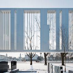 Bestattung Wien Funerals Vienna, Vienna, 2012 - DELUGAN MEISSL ASSOCIATED ARCHITECTS
