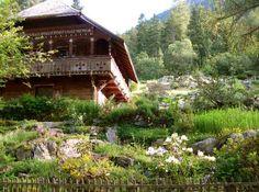 Champex : Jardin botanique alpin Flore-Alpe.  http://www.wallisermuseen.ch