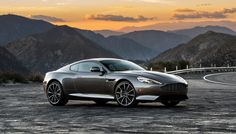 Aston Martin DB9 | Today's 10 Most Iconic Luxury Car Silhouettes