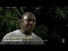 Gambia Votes to End Jammeh's 22 Year Rule