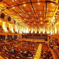 Sala São Paulo.