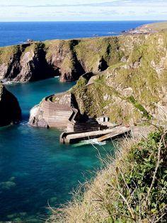The drive around The Dingle Peninsula ::Ireland::