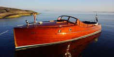 historic « mys. Classic Sailing, Classic Yachts, Yacht Design, Boat Design, Chris Craft Wooden Boats, Wooden Speed Boats, Classic Wooden Boats, Deck Boat, Boat Projects